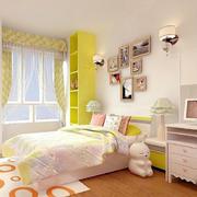 糖果色的卧室展示
