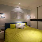 艺术型的卧室图片