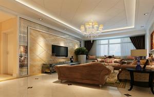 独特的客厅整体设计