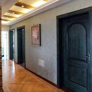 美式走廊装饰欣赏