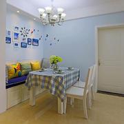 公寓轻快小餐厅展示
