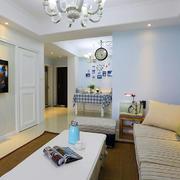 公寓宜家客厅欣赏