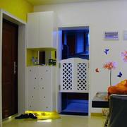 现代客厅门设计