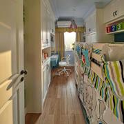 家居小儿童房房展示