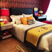 家居温馨卧室图片