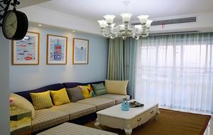 公寓温馨小客厅展示