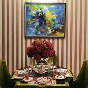 家居餐厅艺术画欣赏