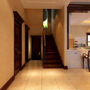 美式小楼梯装饰欣赏