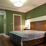 美式舒适卧室图片