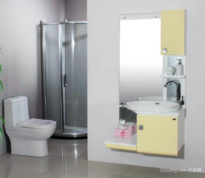 120平米大户型欧式风格浴室装修效果图
