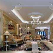 现代高贵的客厅设计