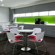 现代办公室小型茶水间装修设计效果图