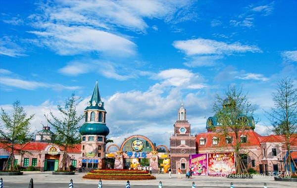 奔跑吧!孩子:都市大型儿童游乐园图片