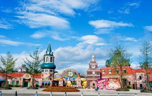 梦幻岛游乐园欣赏