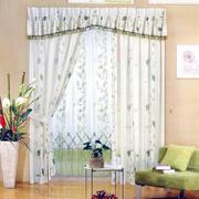 唯美窗帘整体设计
