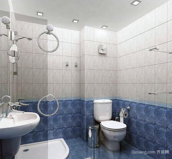卫生间马桶设计图