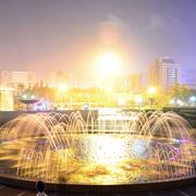 超级美妙的喷泉欣赏