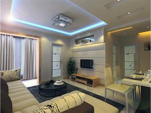 2016精美的简欧风格单身公寓装修效果图