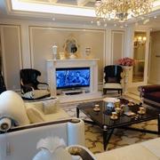 精致的客厅整体图