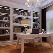 简约现代化书柜展示