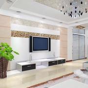 2016独特欧式风格小型公寓客厅装修效果图