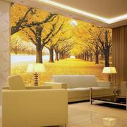 唯美的背景墙图案设计