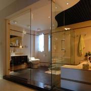 宜家实用的玻璃门