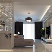 客厅整体灯光设计