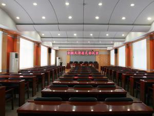 2016都市精致的大会议室吊顶装修效果图