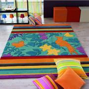 彩色时尚地毯欣赏