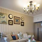 住宅客厅背景墙欣赏