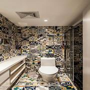 家装卫生间瓷砖展示