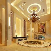 奢华欧式风格宾馆大堂