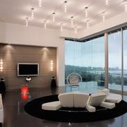 客厅玻璃窗设计图