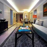住宅宜家客厅图片