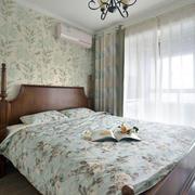 住宅卧室田园设计