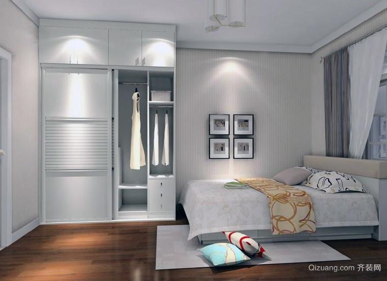 卧室软包背景墙装修效果图鉴赏