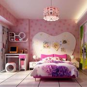 童话生活:16平米浪漫小屋卧室装修布置
