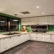 家装厨房橱柜欣赏