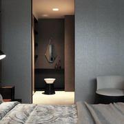 三居室卫生间门欣赏