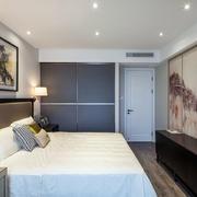 家装艺术型大卧室展示