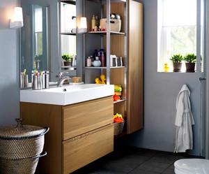 宜家70平米小户型家庭卫生间收纳设计图