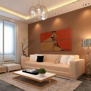 客厅装饰画欣赏