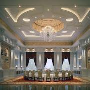 酒店窗帘造型图