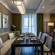家装餐厅餐桌椅欣赏