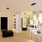 简欧风格鞋店设计