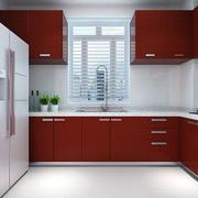 三居室家庭厨房展示