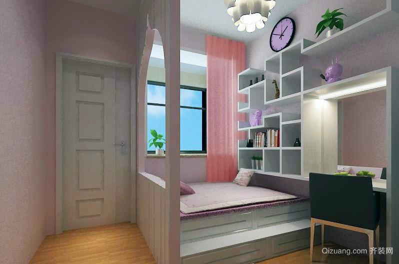 现代日式大户型室内榻榻米装修效果图实例