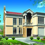 两层别墅图片展示