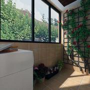 精致的玻璃窗设计
